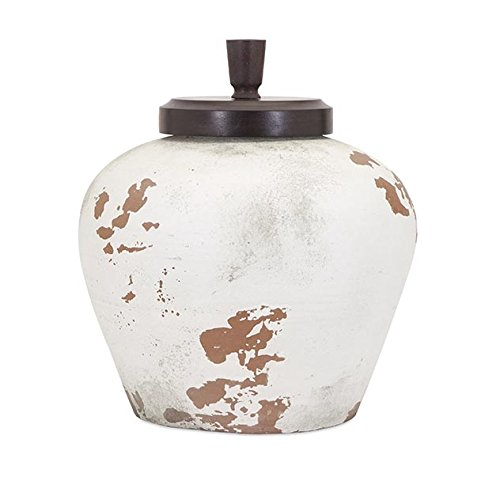imax-95710-cameo-terracotta-lidded-jar