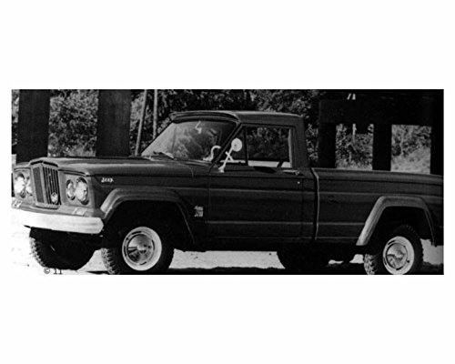 1963 Jeep Gladiator Truck Photo Poster