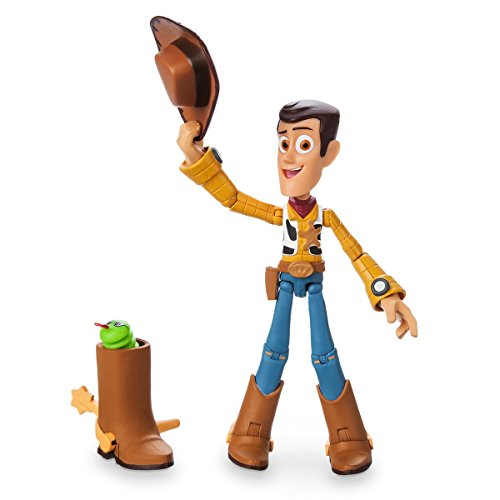 ToyBox Woody Action Figure Pixar