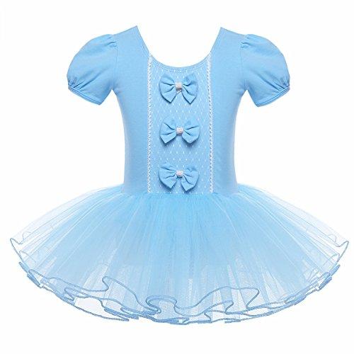 mesh ballet dress - 6