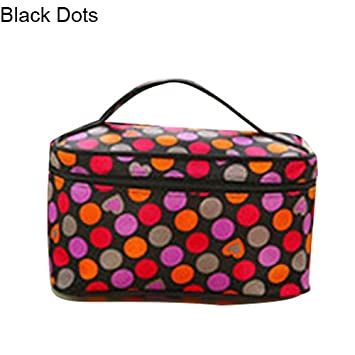 0a821e579d9e Amazon.com : gainvictorlf Makeup Case Pouch Women Multifunction ...