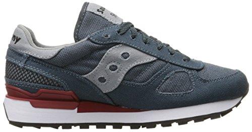 Saucony shadow original 1602 - Sneakers sportive unisex S70219-13, Grigio (39)