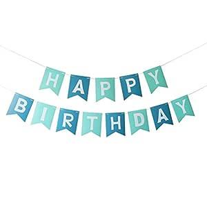 Toyandona - Kit de decoración para primer cumpleaños de niño ...