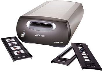 MICROTEK Scanner ArtixScan 120tf Windows