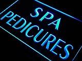 Spa Pedicures Beauty Salon Shop LED Sign Neon Light Sign Display j716-b(c)