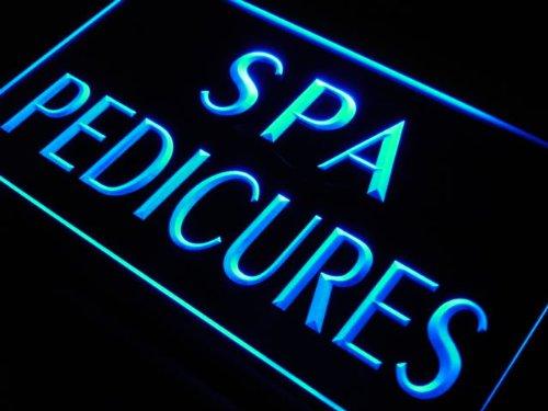 Spa Pedicures Beauty Salon Shop LED Sign Neon Light Sign Display j716-b(c) by AdvPro 3D Sign (Image #7)