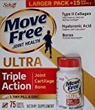 Schiff Move Free Ultra 150 Coated Tablets