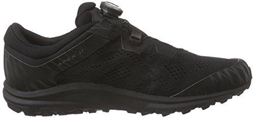 2 Viking Hombre GTX Negro Running Trail Zapatillas de 2 II Apex Black M FcWqnFrP