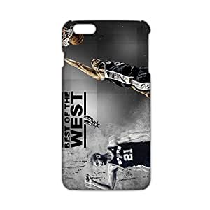 tim duncan 3D Phone Case for iphone 6 plus