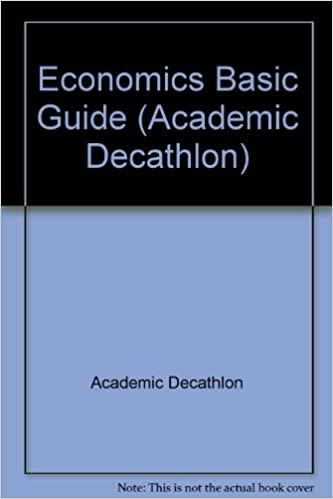Amazon.com: Economics Basic Guide (Academic Decathlon ...