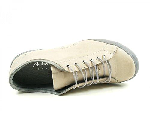 Andrea Conti 0342725 - Zapatillas Mujer Beige