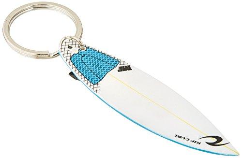 Rip Curl Men's Surfboard Keyrings, Black, 1SZ ()