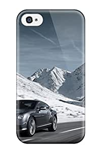 Durable Winter Bentley Back Case/cover For Iphone 4/4s