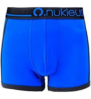 nukleus pantalones de bóxer Slip 100% Premium Algodón Orgánico Super Suave Plain