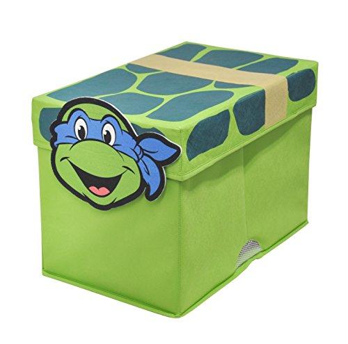 Nickelodeon Teenage Mutant Ninja Turtles Figural Storage Bin