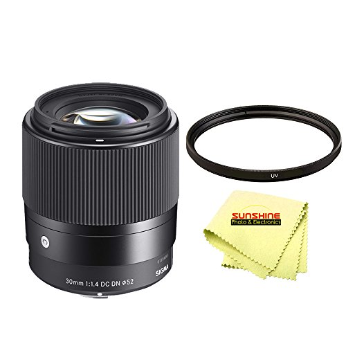 Sigma 30mm F1.4 Contemporary DC DN Lens for