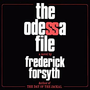 The Odessa File Audiobook
