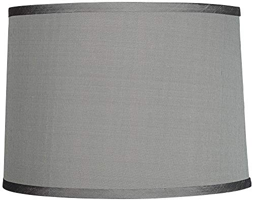 Dupioni Drum Shade - 2