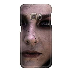 Durable Hard Cell-phone Cases For Samsung Galaxy S6 With Support Your Personal Customized Attractive Evanescence Band Pattern MansourMurray