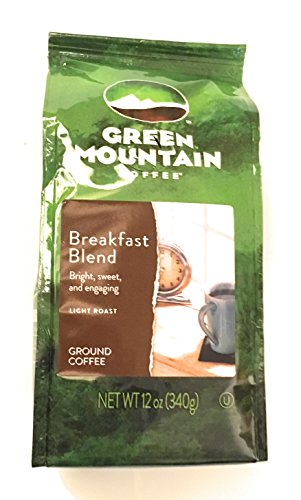 Green Mountain Coffee Roasters Signature Coffee Breakfast Blend Ground - 6 Pack