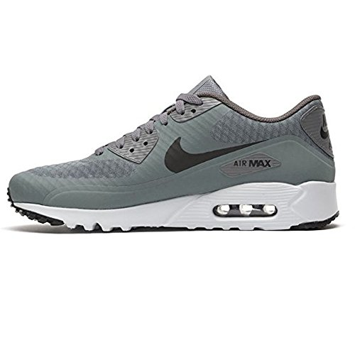 NIKE 819474 Men's Air Max 90 Ultra Essential Running Shoes Hasta/Black/Dark Gray/Pure Platinum clearance pick a best cheap price outlet Z18byFX