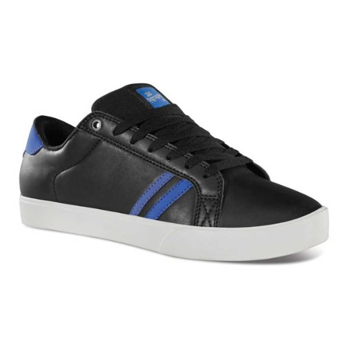 Emerica The Leo, Men's Skateboarding Black/Black/Royal