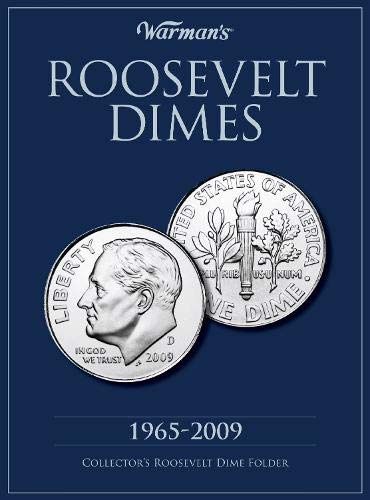 Download Roosevelt Dime 1965-2009 Collector's Folder (Warman's Collector Coin Folders) PDF