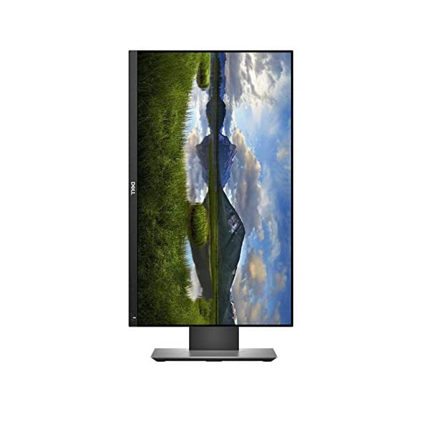 Dell P2419H 24 Inch LED-Backlit, Anti-Glare, 3H Hard Coating IPS Monitor - (8 ms Response, FHD 1920 x 1080 at 60Hz, 1000… 3