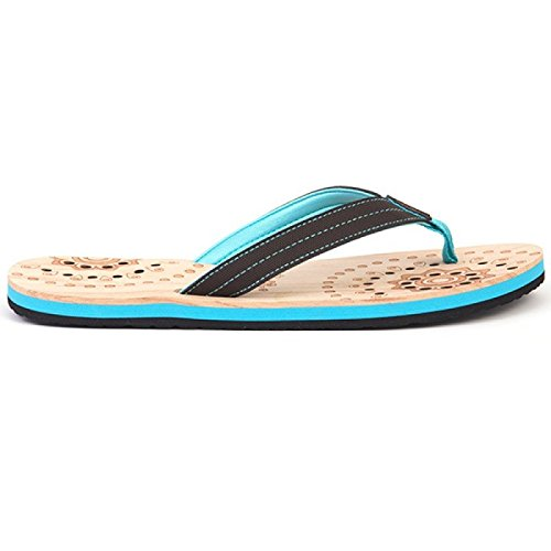 Zohula  Hoku Aqua Flip Flops,  Damen Durchgängies Plateau Sandalen
