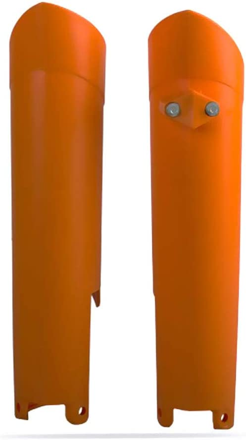 Gas Gas EC 125 orange 8398500001 5604415067594 Motorrad Gabelprotektor Satz f