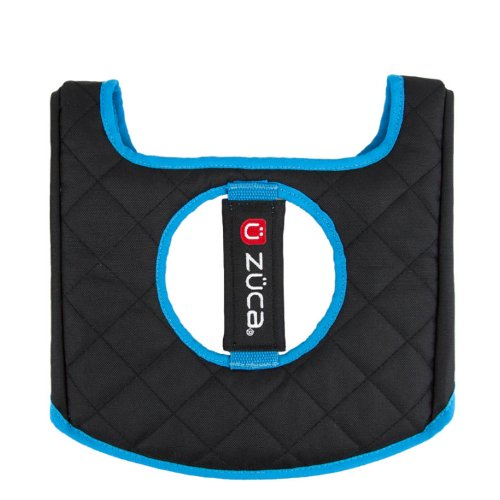 ZUCA Seat Cushion Color Blue Black