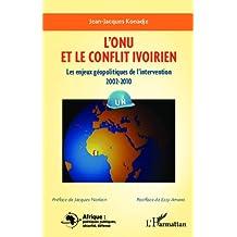 L'ONU et le conflit en Côte d'Ivoire