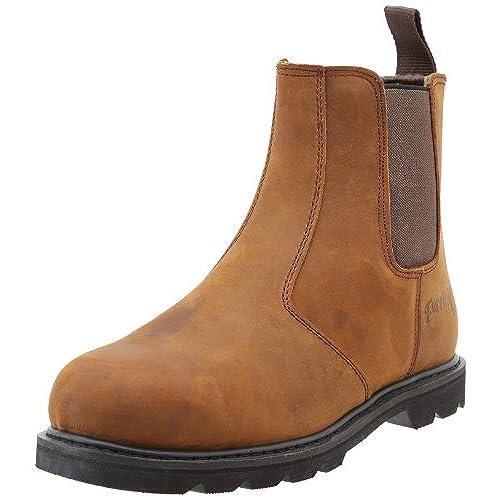 Ferrini Men's Nomad II Steel Toed Work Shoe
