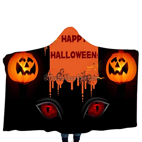 Bloody Mary Halloween Costume Ideas - KLFGJ Halloween Children's Blanket Hooded Shawl