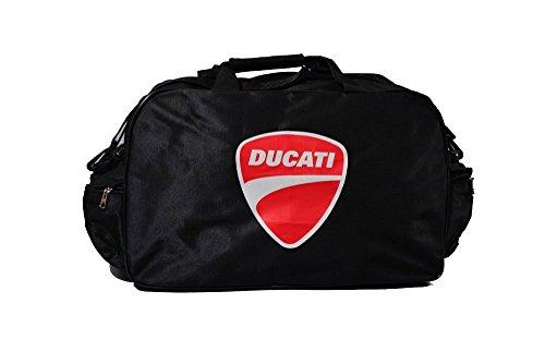 Ducati Logo bolsa de viaje bolsa bolso de deporte gimnasio