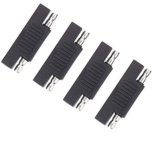 Sae Polarity Reverse Adapter - iGreely SAE to SAE Extension Cable Quick Disconnect Wire Harness SAE Connector (4Pack)