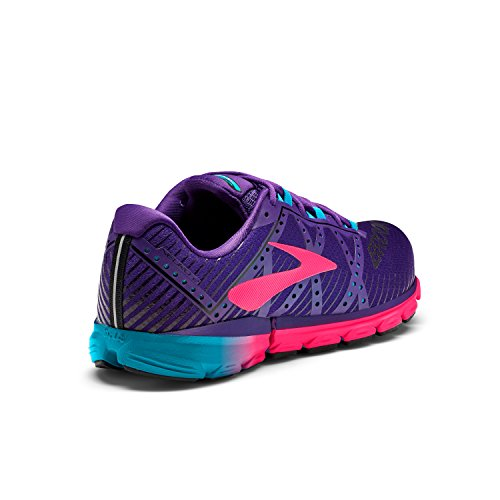 Brooks neuro 2 WomenS Zapatillas Para Correr Violet Pink/Teal Victory/Diva Pink