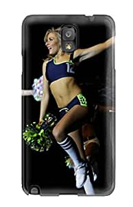 Awesome Seattleeahawks Heeleade Flip Case With Fashion Design For Galaxy Note 3