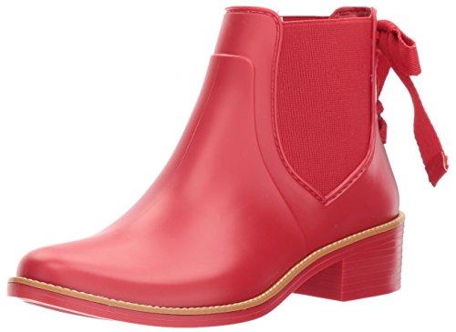 Boot Rain Rain Haute Rubber Paige Red Women's Bernardo HgqIBa