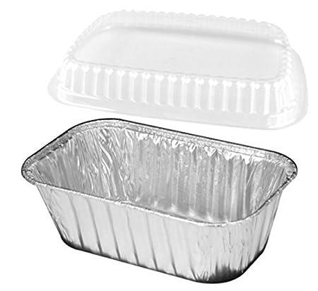 Handi-Foil 1 lb Handi-Foil - Juego de 25 moldes de aluminio para ...