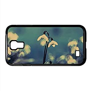 Opened Snowdrops Watercolor style Cover Samsung Galaxy S4 I9500 Case (Spring Watercolor style Cover Samsung Galaxy S4 I9500 Case)