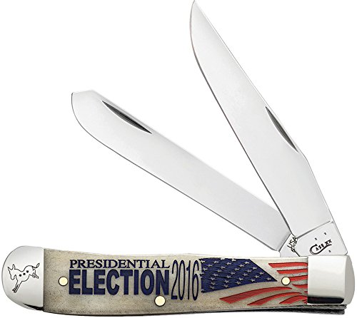 Election 2016 Trapper by WR Case & Sons Cutlery B01G7FVIVG