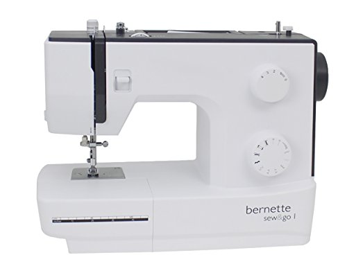 Bernette Sew and Go 1 Swiss Design Sewing Machine