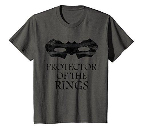 Kids Funny Protector of the Rings Tshirt- Kids wedding Shirt