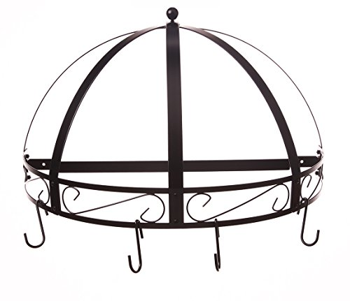 Kinetic Classicor Series Wrought-Iron Semicircle