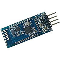 DSD TECH HM-12 Bluetooth Dual Mode Module Support EDR and LE Profile with 4PIN Board For Arduino