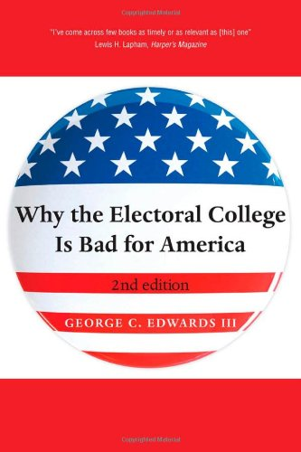 the flawed electoral college voting process essay
