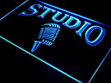 Studio On The Air Microphone Bar LED Sign Neon Light Sign Display i587-b(c)