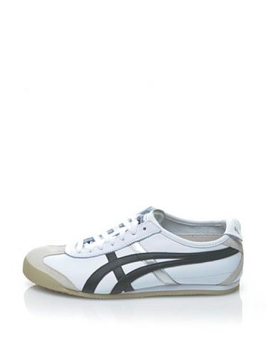Asics - Zapatos unisex White/Black