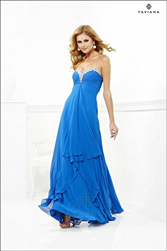 Faviana-7101-Formal-Prom-Cocktail-Evening-ball-Dress